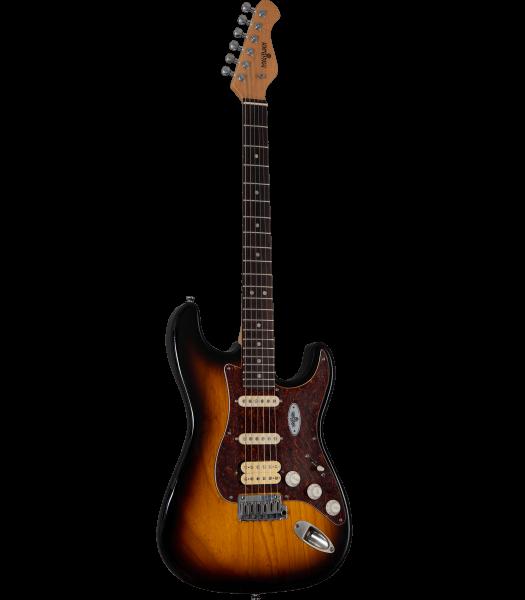 Maybach Stradovari HSS 2-Tone Sunburst Aged
