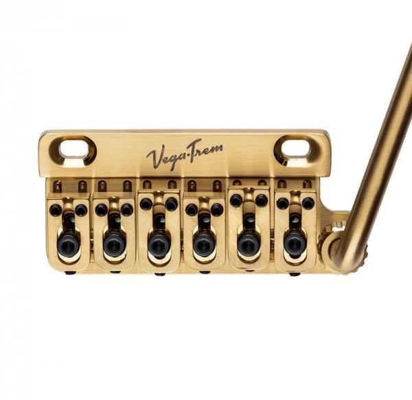 VegaTrem VT1 UltraTrem 2 Point Pivot Gold Satin
