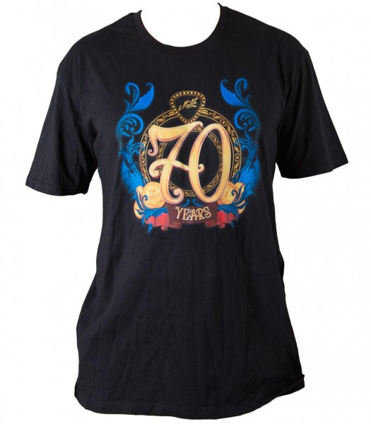 Maton-T-Shirt-70th-Anniversary-L