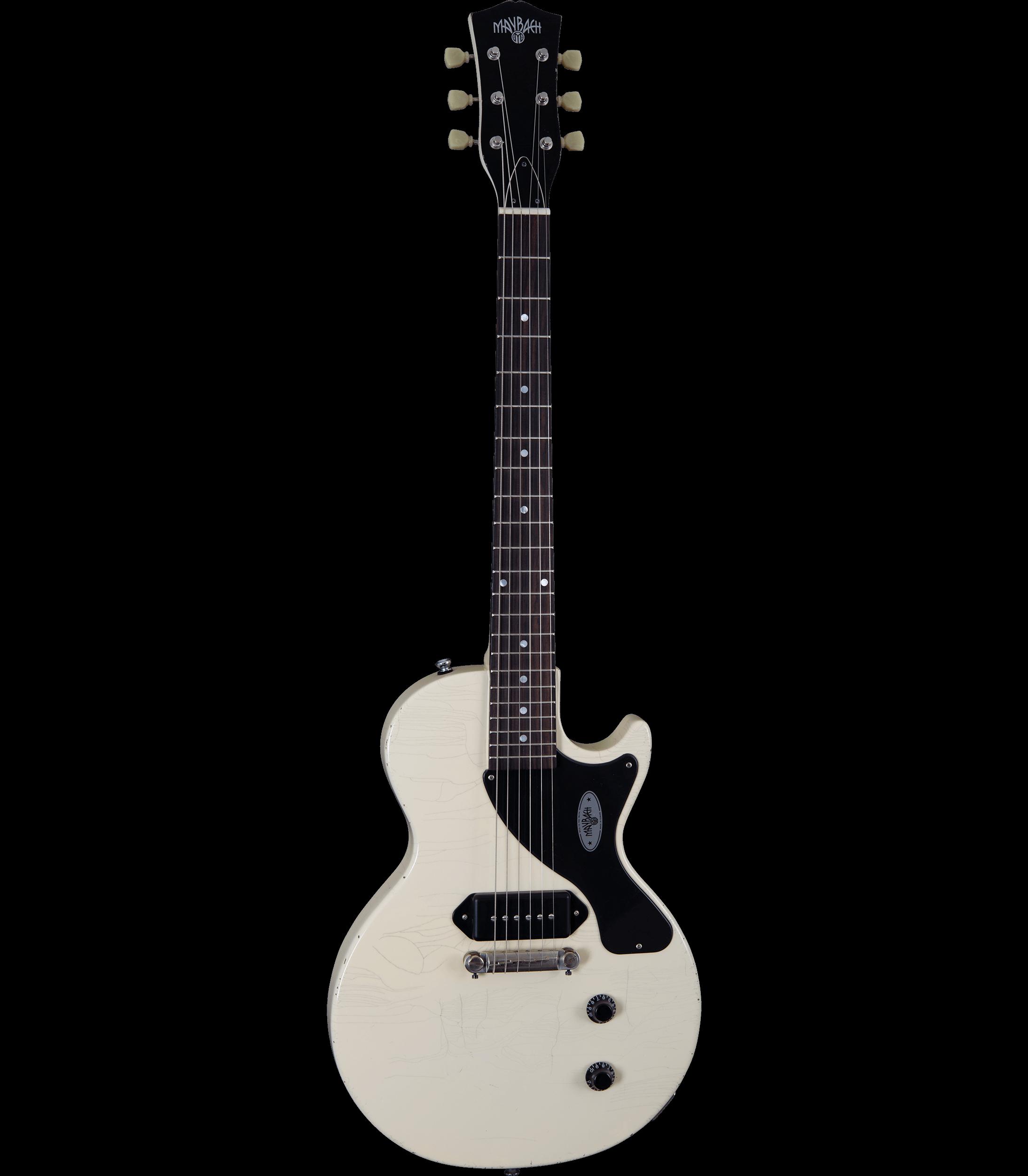 Maybach Lester Jr. Single Cut Vintage White
