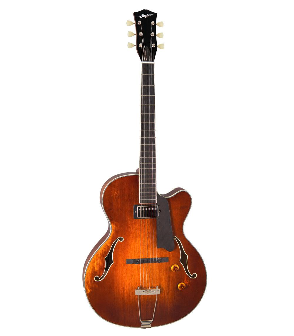 Stanford CR Vanguard Antique Violin