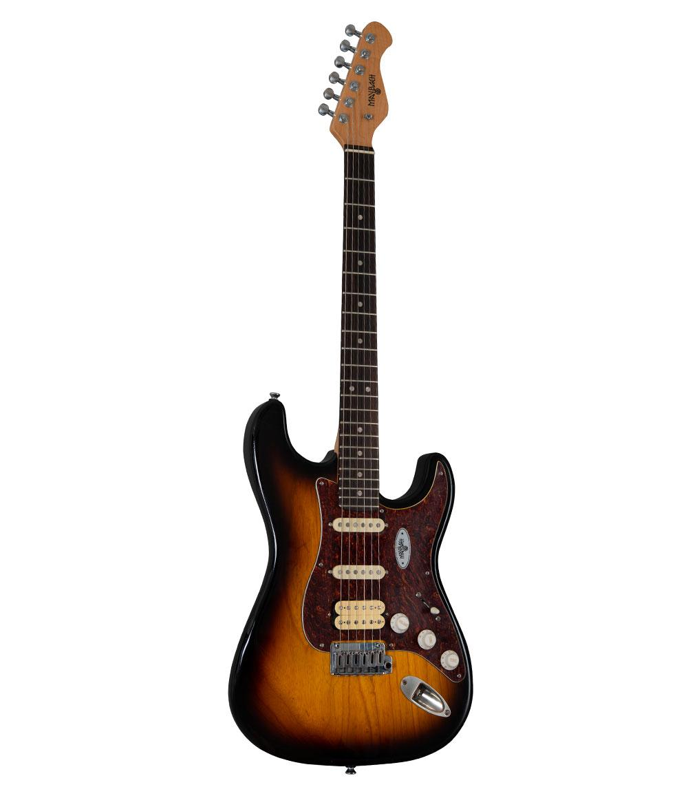 Maybach Stradovari S61 Superfly HSS 2-Tone Sunburst
