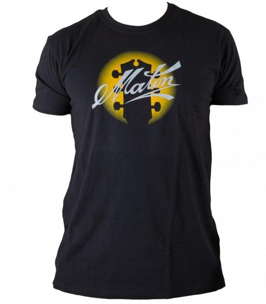Maton-T-Shirt-Headstock-XL
