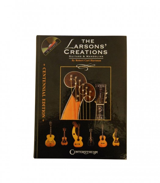 The-Larsons-Creations-Softcover