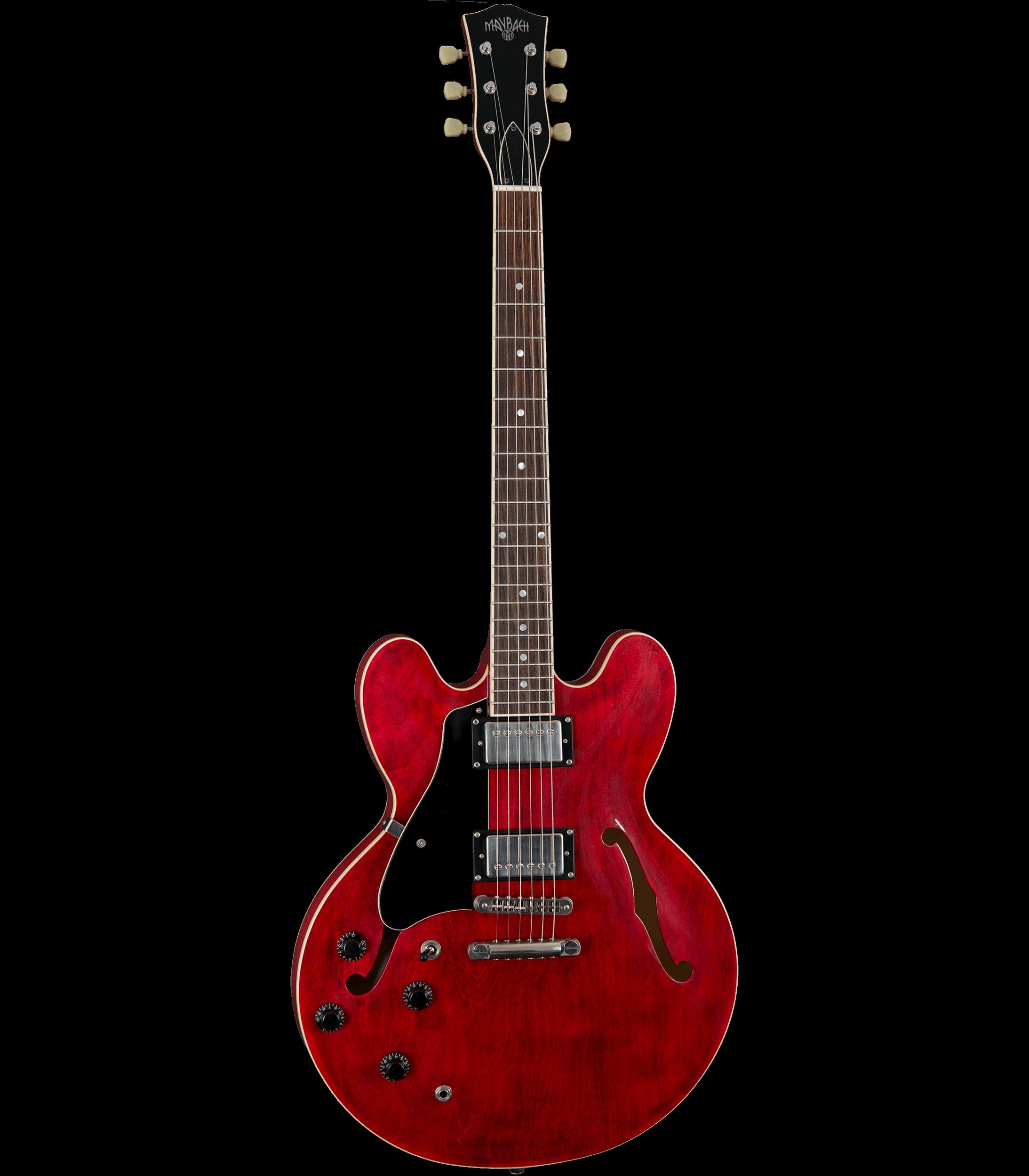 Maybach Capitol WIld Cherry Lefthand