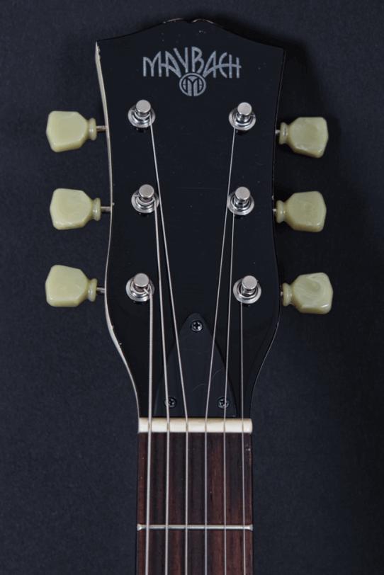 Headstock_Larson_Bros_Electric_Guitar_Maybach_Guitars_Lester