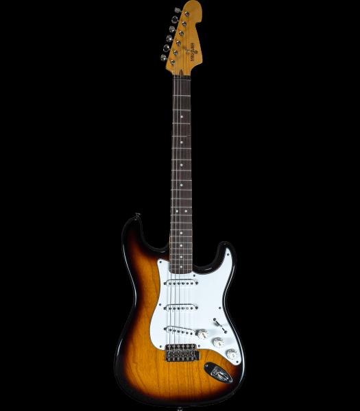 Maybach Stradovari 2-Tone Sunburst New-Look