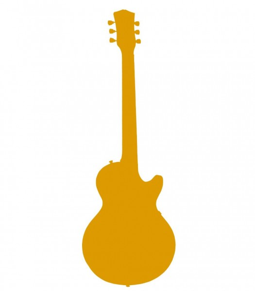 Maybach Lester Wild Saffron-Custom-Shop-60-Slim-Taper-New-Look