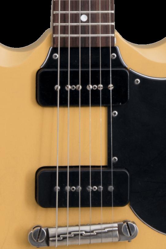 Pickups_Amber_P90_Soapbar_Electric_Guitar_Maybach_Guitars_Albatroz_II_tv_yellow