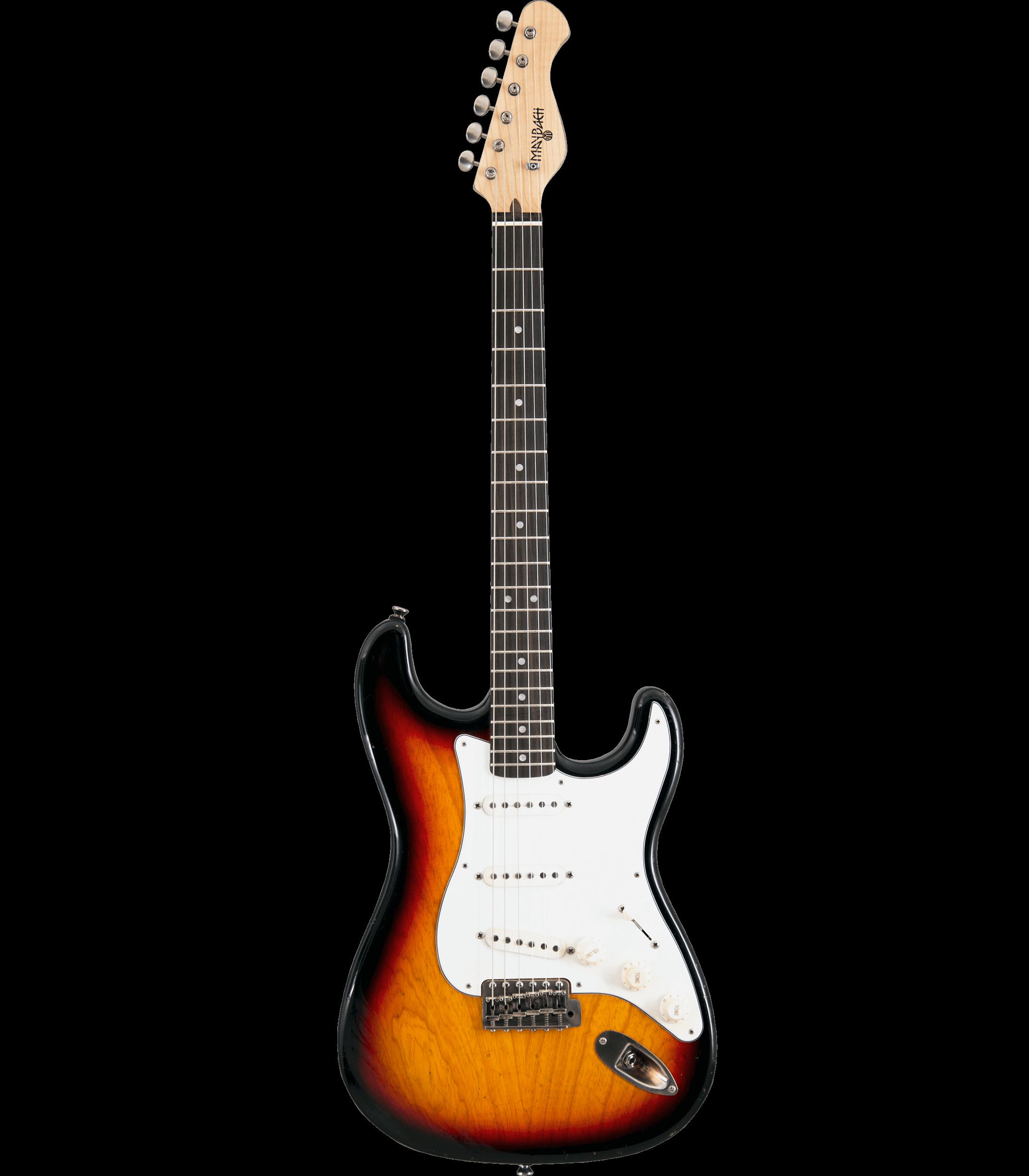 Maybach Stradovari S61 3-Tone Sunburst VZ Aged
