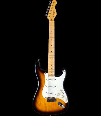 Maybach Stradovari S54 2-Tone Sunburst