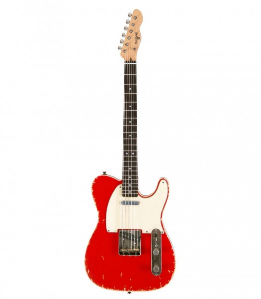 Maybach-Teleman-T61-Red-Rooster-Aged-Custom-Shop-Vorderseite