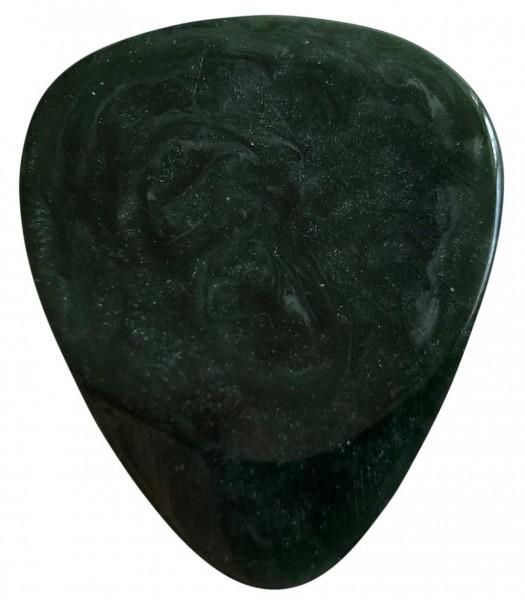 Stanford Guitar Pick Dark Swirl Resin
