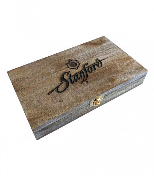 stanford-10-x-10-picks-ink-mango-holzbox