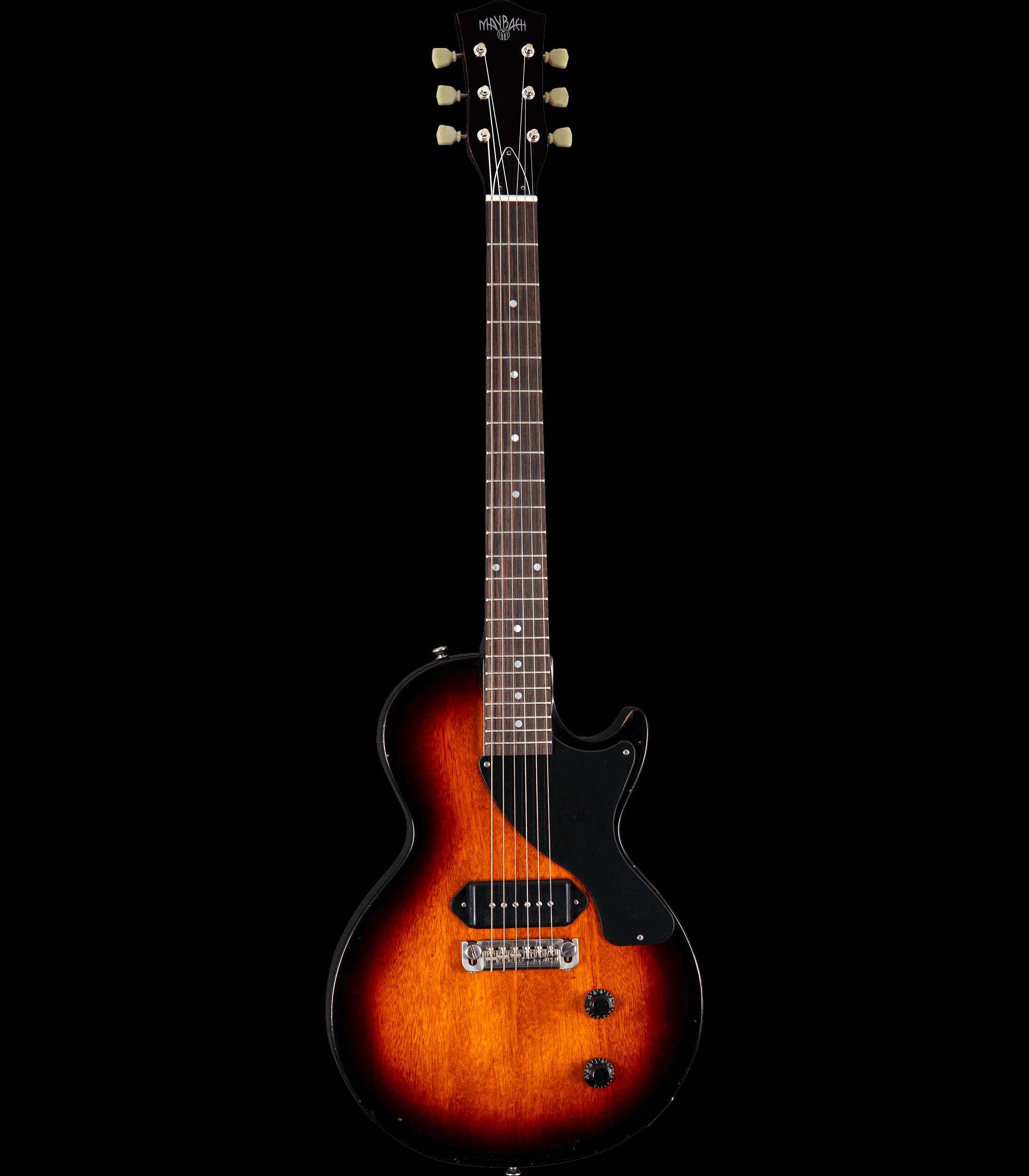 Maybach Lester Jr. Single Cut 2-Tone Sunburst