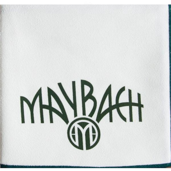 Maybach-Mikrofasertuch-Front