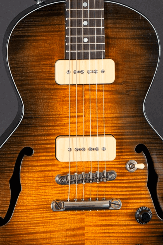 Electric_Guitar_Maybach_Guitars_Little_Wing_Amber-Top_Amber_P90_Pickup