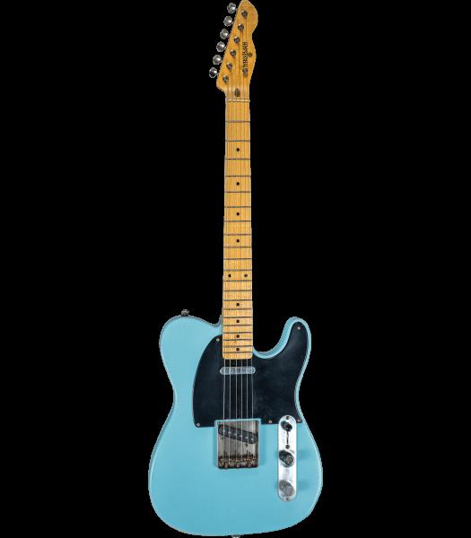 Maybach Teleman T54 Caddy Blue Lefthand