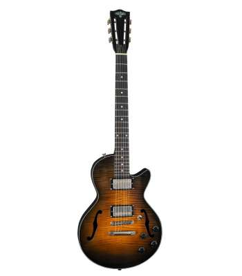 Maybach Little Wing Arched-Top-Cutaway-Havanna-Tobacco-Aged-front