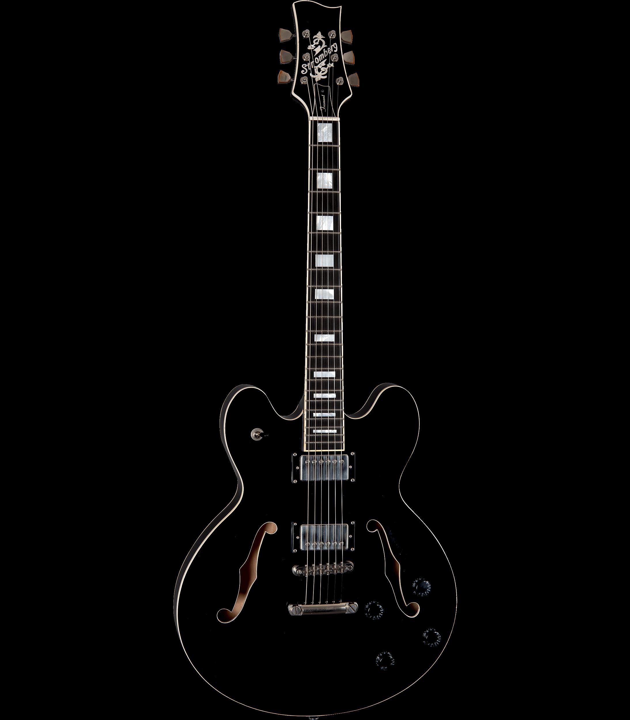 Stromberg Fremont Black / Aged Nickel