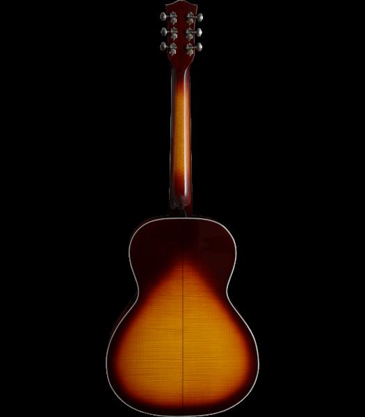 Larson Stahl 00 Style 4 VS 1900 shaded burst