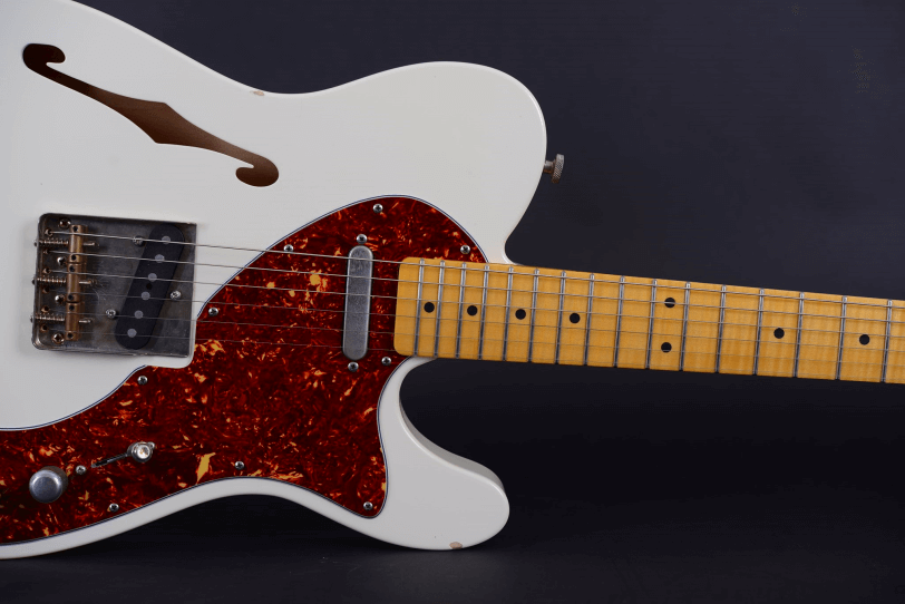 Electric_Guitar_Maybach_Guitars_Teleman_Thinline_white_olympic