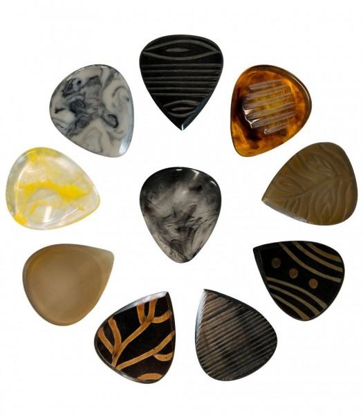 Stanford-Guitar-Picks-Mixed-Pack-10-x-Plektrum