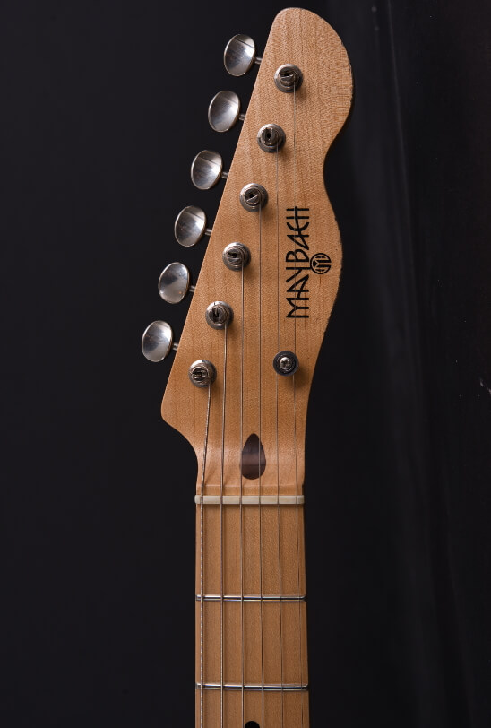 Teleman_Keith_52-2_Maple-Neck-Aged-Look_headstock_T-Style_Maybach_Electric-Guitars