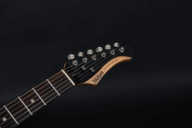 headstock_neck_frettboard_Electric_Guitar_Maybach_Guitars_Jazpole_black