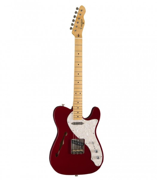 Maybach Teleman Thinline 68 Candy Apple Red