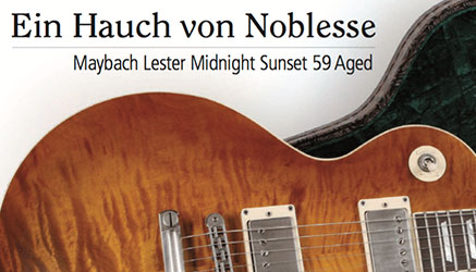 testbericht - maybach lester midnight sunset 59 aged | imusicnetwork