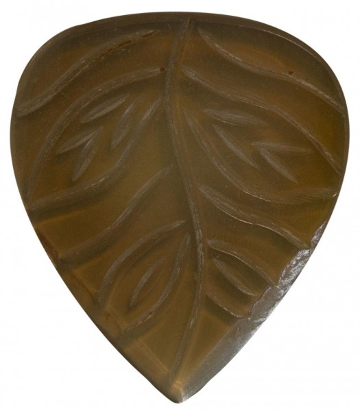 Stanford-Guitar-Pick-The-Seed-Clear-Horn-Vorderseite