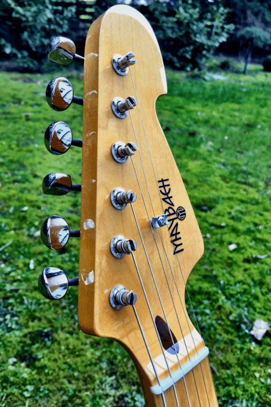 Headstock_Electric_Guitar_Maybach_Guitars_Stradovari_maple_neck