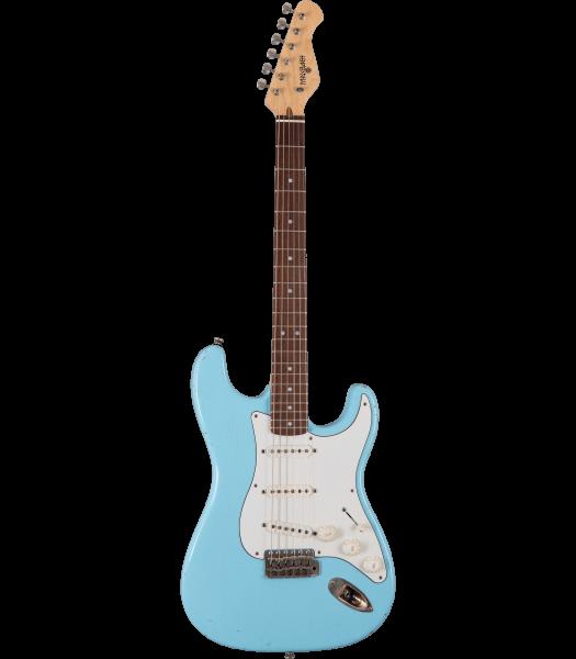 Maybach Stradovari S61 Caddy Blue